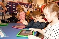 Should Kindergarteners Use iPads in the Classroom? | #edpad | Scoop.it