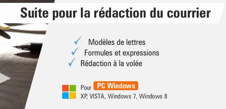 Lettre type - 10 modèles de lettres   Français FLE, FOS   Apprentissage, Traduction et Révision   Scoop.it