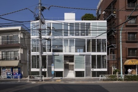 [Tokyo, Japan] Y-3 / Komada Architects' Office | The Architecture of the City | Scoop.it