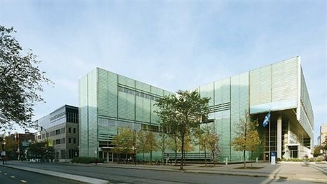 Laboratoire numérique (médialab) dédié à la création littéraire à la Grande Bibliothèque de Montréal | Cabinet de curiosités numériques | Scoop.it