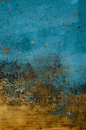 Peeling Paint as Abstract Photography | Impressionist camera | Scoop.it