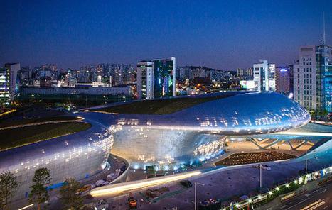 Korean Spaceship in Seoul City!   News Update   Scoop.it