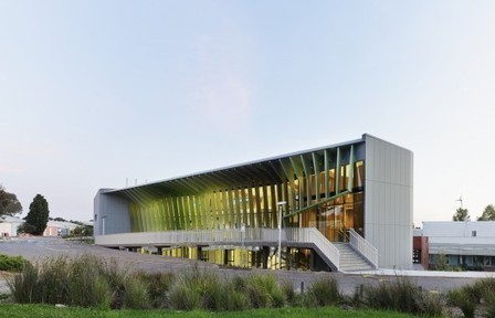 Knox Innovation Opportunity and Sustainability Centre / Woods Bagot | Woods Bagot | Scoop.it