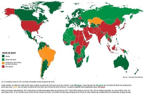 La peine de mort dans le monde   la peine de mort   Scoop.it