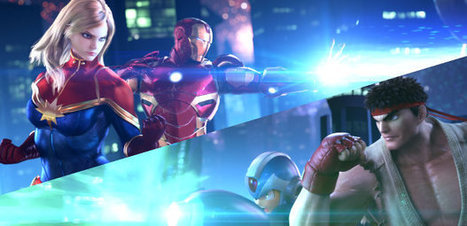 Marvel vs. Capcom Infinite biffing onto PC in 2017   something to look out for   Scoop.it