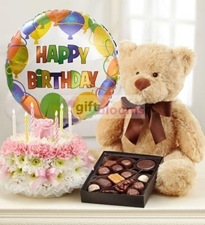 usa Flowers - Ultimate Birthday Bundle | Birthday Gifts Deliveries to USA | Scoop.it