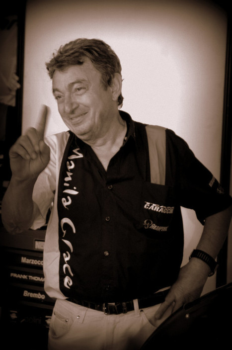 Goodbye Franco Farne | Ductalk Ducati News | Scoop.it