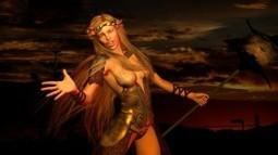 Amazonas (mitología) | Creencias de las Amazonas. | Scoop.it