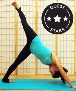 Scorpion: How To Finally Nail The Hardest Yoga Pose - Refinery29   YogaUgo   Scoop.it