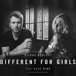 Dierks Bentley Drops 'Different for Girls', Featuring Elle King, as Next Single [LISTEN] | Country Music Today | Scoop.it