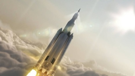 The Space Review: Battle of the Collossi: SLS vs Falcon Heavy | Space matters | Scoop.it