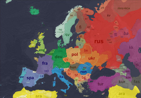 Maps of cultural and legal differences in Europe. | Religious Diversity | Scoop.it