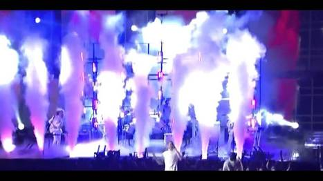 Imagine Dragons & Kendrick Lamar live at The Grammys 2014 Performing Maad City & Radioactive Remix - YouTube | fitness, health,news&music | Scoop.it