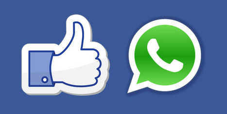 Facebook e l'affare WhatsApp: takeover o engagement? | Facebook Daily | Scoop.it