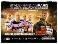 John McClane nouvelle recrue du Stade Français | Coté Vestiaire - Blog sur le Sport Business | Scoop.it