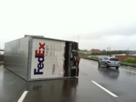 Multiple Dayton Car Crashes in the Rain No Excu...