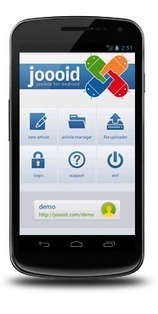 Joooid v2 released - Mobile Publishing from Android Devices | Just Joomla! | Scoop.it