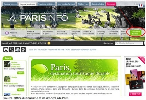 » Le marketing vert, ou comment communiquer son engagement social ou environnemental? | Tourisme durable, eco-responsable | Scoop.it