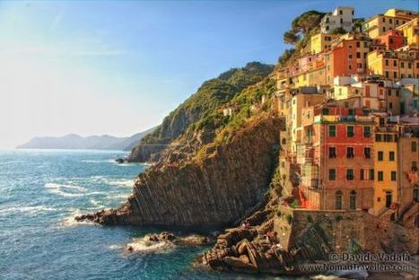 Let's go hiking: Cinque Terre and its rural side - Nomad TraveLLerS | Italia Mia | Scoop.it