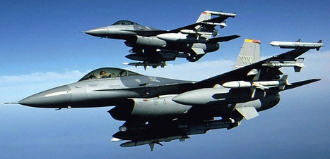 F-16 fighter jets chase down three small planes near Obama's Florida resort | The Billy Pulpit | Scoop.it