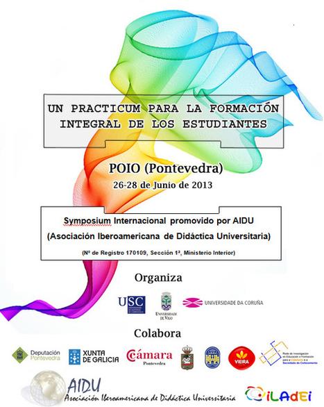XII Symposium Internacional sobre el Practicum y las Prácticas en empresas en la formación universitaria | Educació inclusiva i Noves Tecnologies | Scoop.it