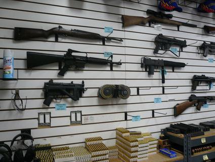Saturday Morning Data Dump - Gun Control | Pauls Content Curation | Scoop.it