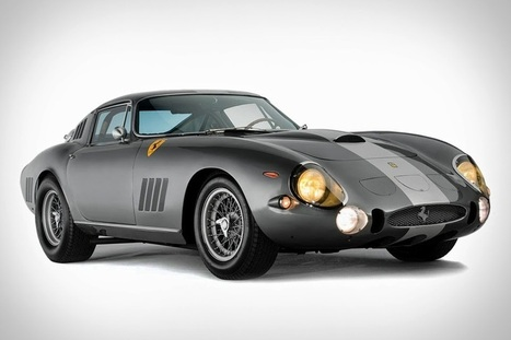 1964 Ferrari 275 GTB/C Speciale - Grease n Gasoline | MY B*S* IS BOSS | Scoop.it