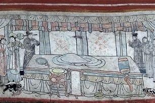 1,000-Year-Old Tomb Reveals Murals, Stars & Poetry | L'histoire sur la toile | Scoop.it