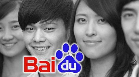 La communauté des utilisateurs chinois sur Baidu - Le JCM | Going social | Scoop.it