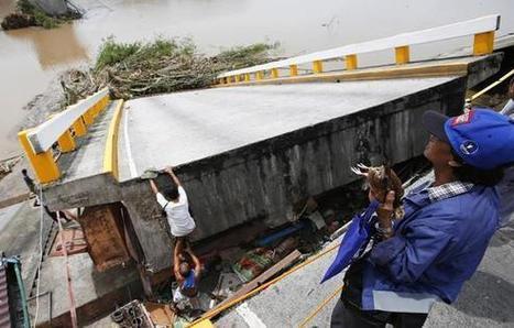 38 morts après le passage du typhon Rammasun aux Philippines | Epic pics | Scoop.it
