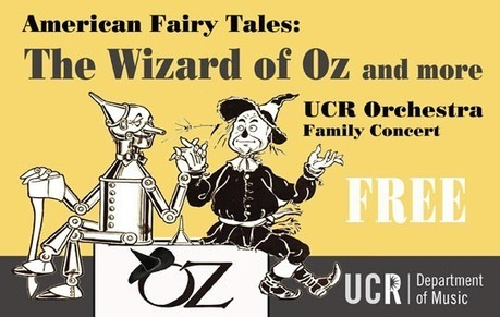 American Fairy Tales: The Wizard of Oz and more, Riverside | A Birthday 2 Remember | Scoop.it