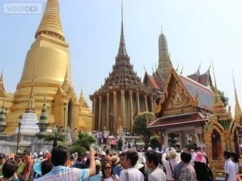 Grand Palace en Wat Phra Kaew Bangkok - Koninklijk Paleis | Op reis naar Bangkok | Scoop.it