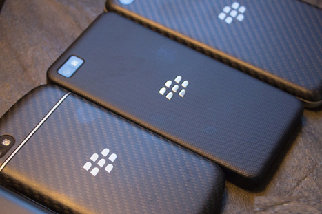 Blackberry Soon to Declare Its 2015's First Quarter Fiscal Results   BLACKBERRY APP MART   Scoop.it