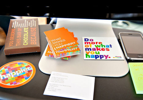 Don't Worry, Get Happier? Social Network Aims for the Sunny Side | Back Chat | Scoop.it