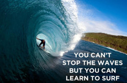 Learning to Urge Surf with Mindfulness | Living Mindfulness & Compassion | Scoop.it