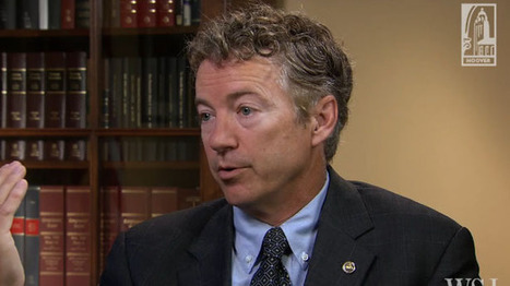 Rand Paul: Marijuana users lose IQ points and lack motivation #disinfo #prejudice | Messenger for mother Earth | Scoop.it