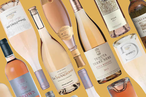 Ten Refreshing Rosés for Summer | Planet Bordeaux - The Heart & Soul of Bordeaux | Scoop.it