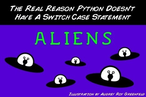 Why Doesn't Python Have Switch/Case? | Python-es | Scoop.it