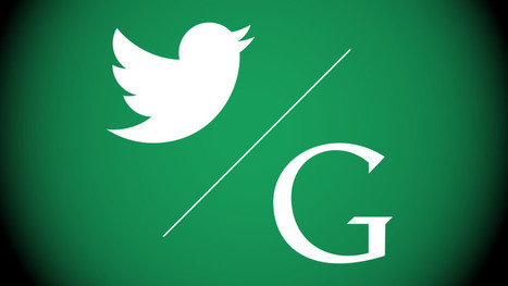 What Signals From Twitter Does Google Care About? | SEO Tips, Advice, Help | Scoop.it