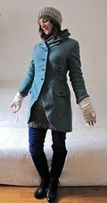 Tutorial: Long Amadeus coat refashioned from a suit - Sewing - Craft ...   refashioned clothing   Scoop.it