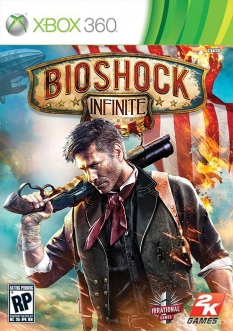 Box art van Bioshock Infinite vrijgegeven | GameSnack | Video game nieuws community | Scoop.it