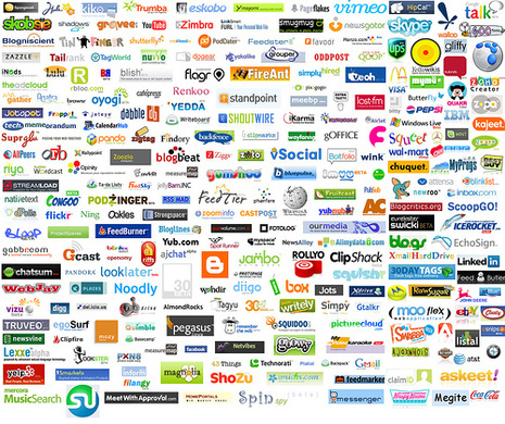 Las 50 Plataformas Social Media más Populares | Social BlaBla | enRED@2.0 | Scoop.it