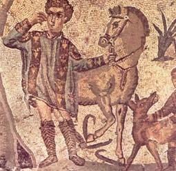 Perros y mascotas en la Roma antigua | Arque Historia - La actualidad de la Historia | Mundo Clásico | Scoop.it
