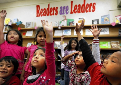 Many L.A. Unified school libraries, lacking staff, are forced to shut | School Library Advocacy | Scoop.it