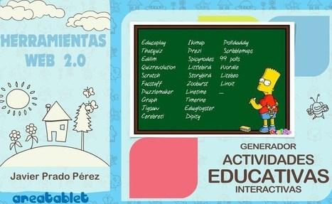 Herramientas Web 2.0 para trabajar en nuestras aulas. | Gestión de la información para la investigación | Scoop.it