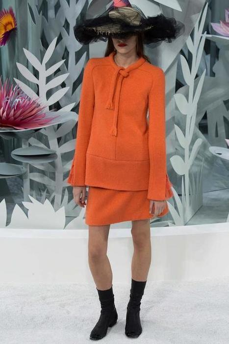 Style Chanel Spring 2015 Couture - Style.com | Fashion | Scoop.it