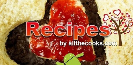 Recipe Search - Applications Android sur Google Play | Apps and Widgets for any use, mostly for education and FREE | Scoop.it