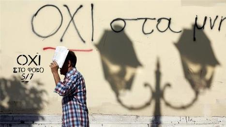 Greece and the passing of the nation state | Peer2Politics | Scoop.it
