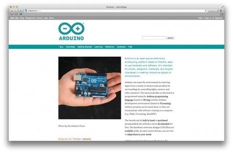 Arduino Tagebuch: Teil 1 – Die Lieferung ist da | Arduino&Raspberry Pi Projects | Scoop.it
