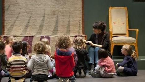 Culture.fr : Ateliers dans les musées pour les enfants : apprendre en s'amusant !   Le Mac LYON dans la presse   Scoop.it